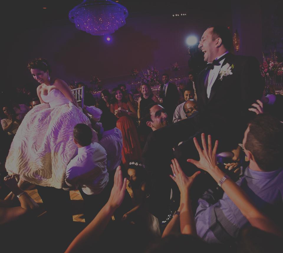 Obsługa muzyczna ślubów i wesel
